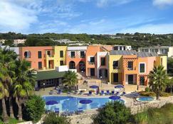 Hotel Club Alizé - Santa Cesarea Terme - Gebäude