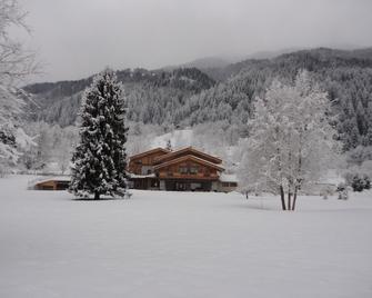 Chalet Alpino Maso Del Brenta - Caderzone - Außenansicht