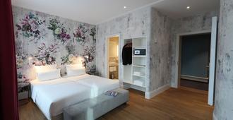 Design Hotel Stadt Rosenheim - מינכן - חדר שינה