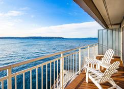 The Edgewater - A Noble House Hotel - Seattle - Balcony