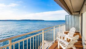 The Edgewater - A Noble House Hotel - Seattle - Balcón