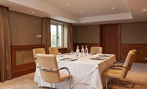 The Kingsley Hotel - Cork - Meeting room