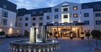 The Kingsley - Cork - Rakennus