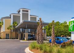 Holiday Inn Express Charleston - Charleston - Building
