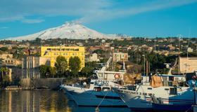 Hotel Ognina Catania - Catania - Outdoor view
