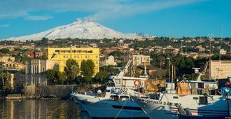 Hotel Ognina Catania - Catania - Utsikt