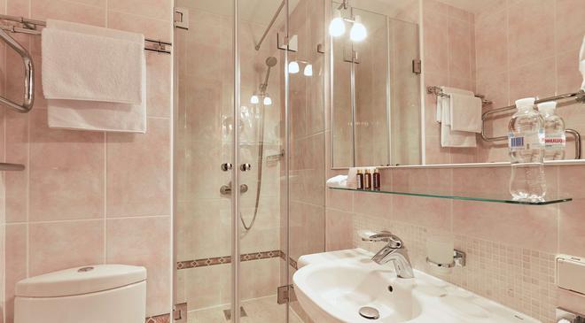 Boutique Hotel Vozdvyzhensky - Kyiv - Bathroom