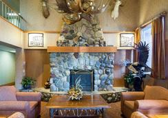 Comfort Inn Downtown - Ship Creek - Anchorage - Lobby