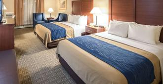 Comfort Inn Downtown - Ship Creek - Anchorage - Schlafzimmer