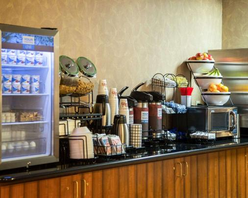 Comfort Inn Downtown - Ship Creek - Anchorage - Buffet