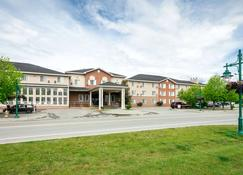 Comfort Inn Downtown - Ship Creek - Anchorage - Building