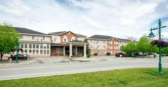Comfort Inn Downtown - Ship Creek - Anchorage - Bâtiment