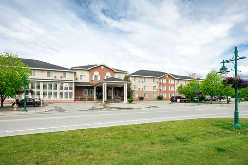 Comfort Inn Downtown - Ship Creek - Anchorage - Rakennus
