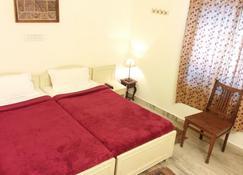 普拉塔普巴哈旺酒店 - 烏代浦 - 臥室