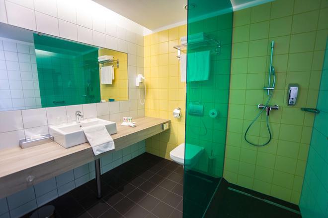 Park Inn by Radisson Budapest, Hungary - Budapest - Bathroom