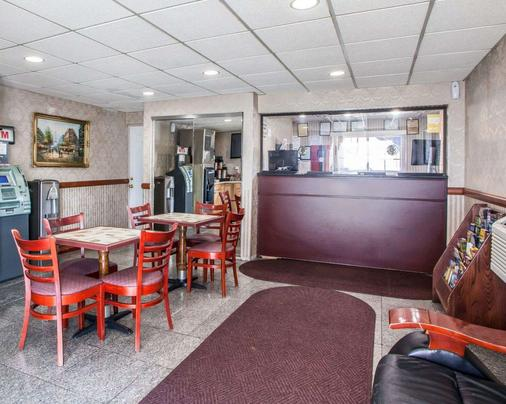 Rodeway Inn - Jersey City - Ravintola