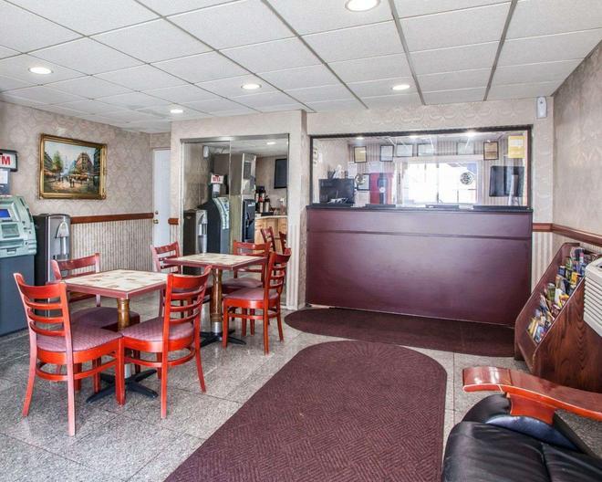 Rodeway Inn - Jersey City - Εστιατόριο