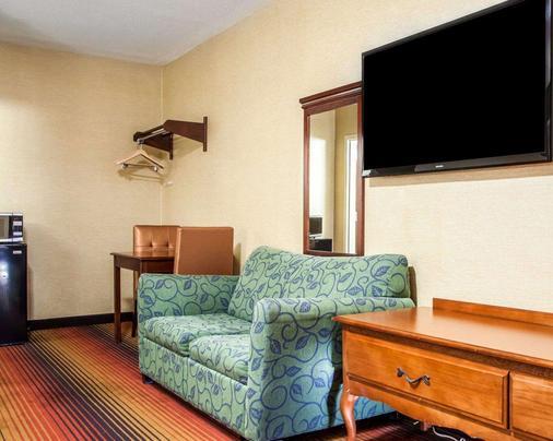 Rodeway Inn - Jersey City - Olohuone