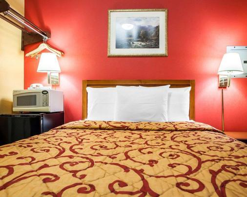 Rodeway Inn - Jersey City - Makuuhuone