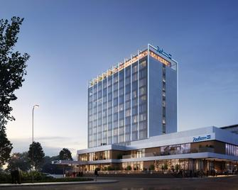 Radisson Blu Caledonien Hotel, Kristiansand - Kristiansand - Building
