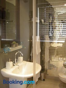 四樂善美精品酒店 - 開普敦 - 開普敦 - 浴室
