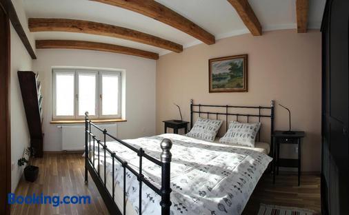 Penzionek Jh - Jindřichův Hradec - Bedroom