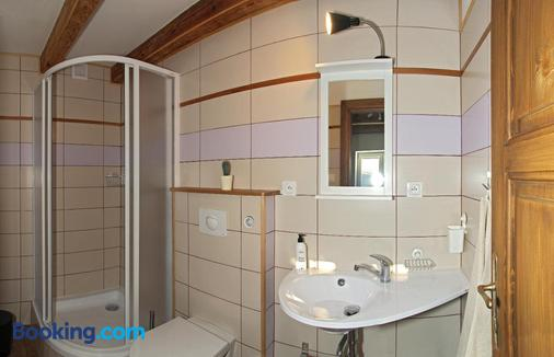 Penzionek Jh - Jindřichův Hradec - Bathroom