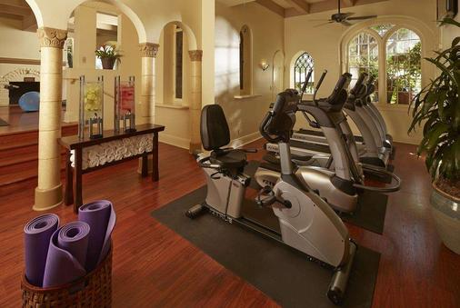 The Mission Inn Hotel & Spa - Riverside - Gym