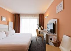 Best Western Astoria - Antibes - Camera da letto
