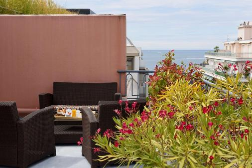 Best Western Astoria - Antibes - Ban công