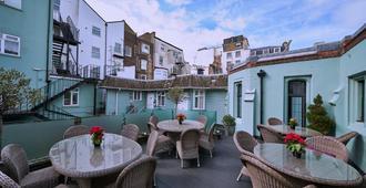 Hotel du Vin Brighton - Brighton - Patio