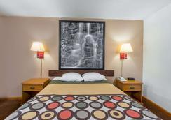 Super 8 by Wyndham Bridgeport/Clarksburg Area - Bridgeport - Schlafzimmer
