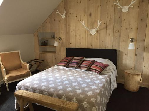 B&b Fleurie - Saint-Amand-Montrond - Bedroom