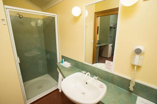 Downs Motel - Toowoomba - Phòng tắm