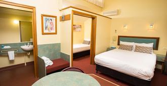 Downs Motel - Toowoomba - Bedroom
