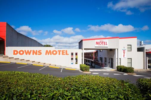 Downs Motel - Toowoomba - Toà nhà