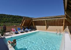 Best Western Hotel Le Pont D'Or - Figeac - Pool