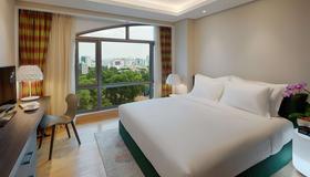 Sherwood Suites - Ho Chi Minhstad - Slaapkamer