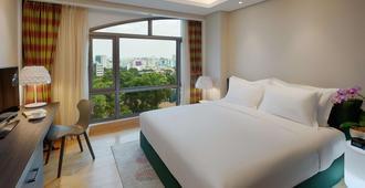Sherwood Suites - Ho Chi Minh Stadt - Schlafzimmer