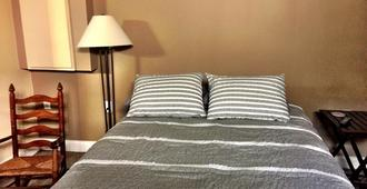 Comfortable Apartment in Broad Ripple - Indianapolis - Schlafzimmer