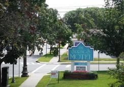 The Springs Motel - Saratoga Springs - Θέα στην ύπαιθρο
