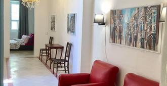 Gorgeous Townhouse Nr 53 - Sliema - Living room
