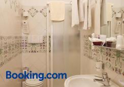 Residence Mendolita - Lipari - Bathroom