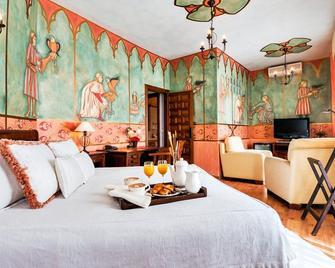 Jardin de la Abadia - Valladolid - Bedroom