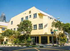 Fragrance Hotel - Viva - Singapur - Edificio