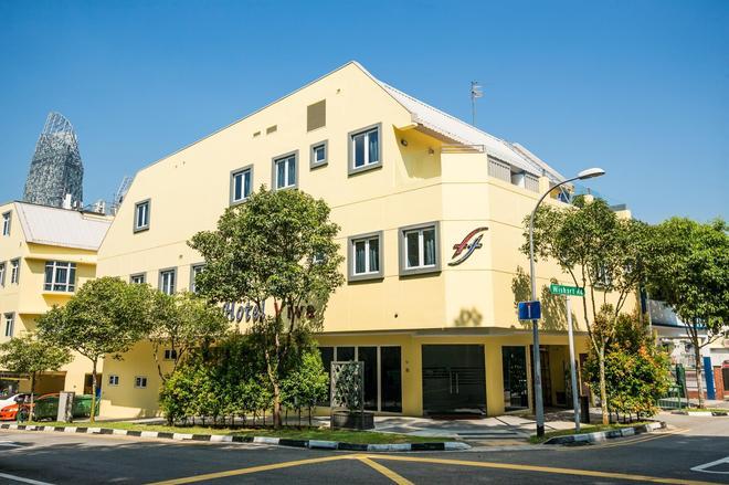 Fragrance Hotel - Viva - Singapore - Building