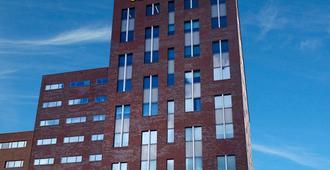 Amsterdam Id Aparthotel - Ámsterdam - Edificio
