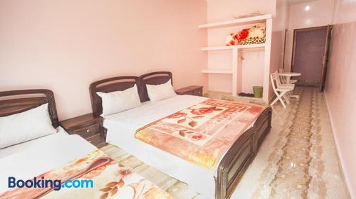 Kasbah Hotel Camping Jurassique - Errachidia - Bedroom