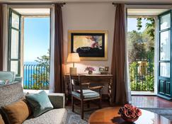 Hotel Villa Belvedere - Taormina - Olohuone