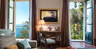 Hotel Villa Belvedere - טאורמינה - סלון